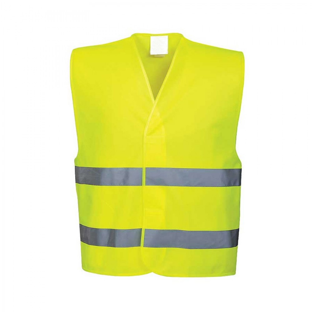 PHOSPHORESCENT YELOW VEST