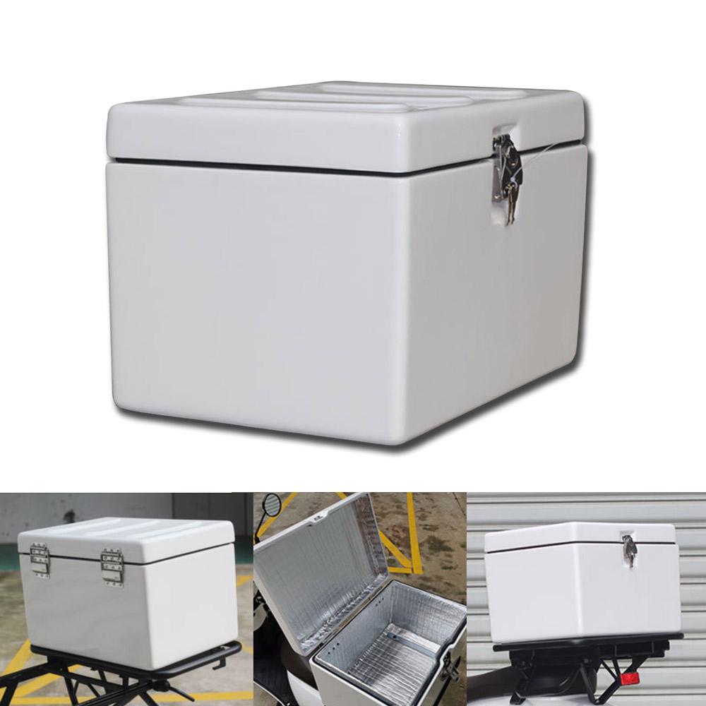 E-RIDE PIZZA BOX