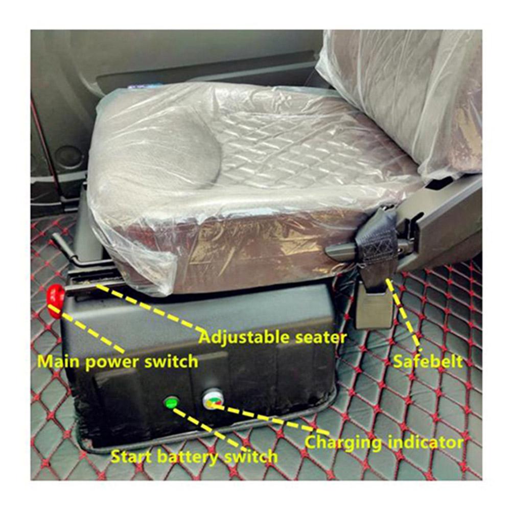 Eride Electric Cargo Van J2-C120